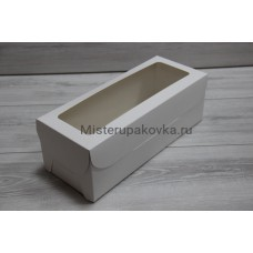 Коробка универсальная 350х140х120, белая ( 10 шт.)