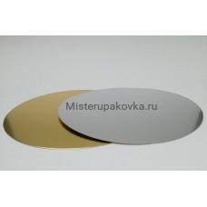 Подложка D-240, толщина 0,8мм золото/серебро