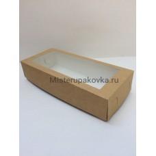 Коробка универсальная 270х120х60, с окном