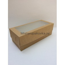 Коробка универсальная 270х120х90, с окном