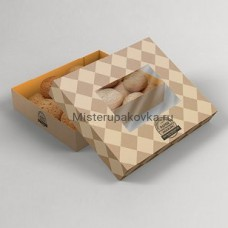 Упаковка для пирожных