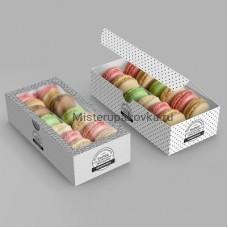 Упаковка для эклеров и зефира