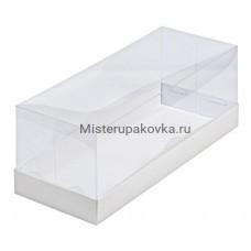 Коробка комбинированная 300х120х120, белый (фасовка 10 шт.)