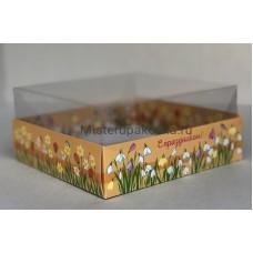 Коробка комбинированная 145х145х60 С праздником! (5 штук)