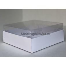 Коробка комбинированная 145х145х60 Белая (5 штук)