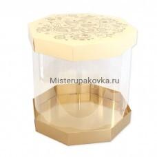 Коробка комбинированная Цилиндр 250х250 (фасовка 5 шт.)