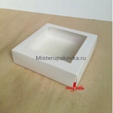 Коробка универсальная 150х150х40, белая