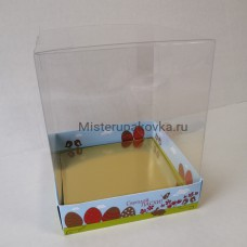 Коробка комбинированная 145x145x175 Пасха-1